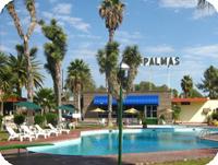 Las Palmas Midway Inn